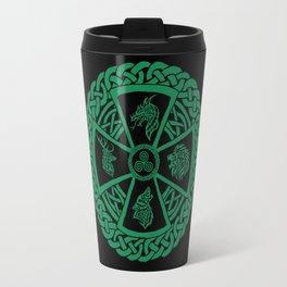Celtic Nature 2 Travel Mug