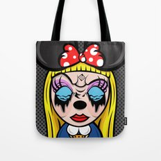 Mickey Girl Tote Bag