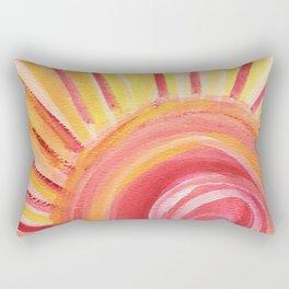 Set the Tone, Sunshine Rectangular Pillow