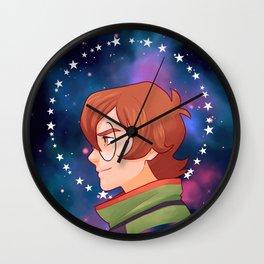 The Green Paladin - Pidge Wall Clock
