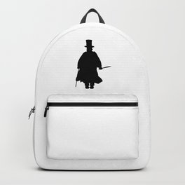Jack the Ripper Silhouette Backpack