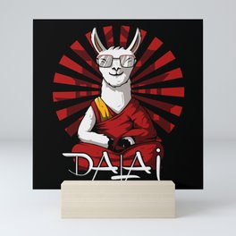 Dalai Mini Art Print