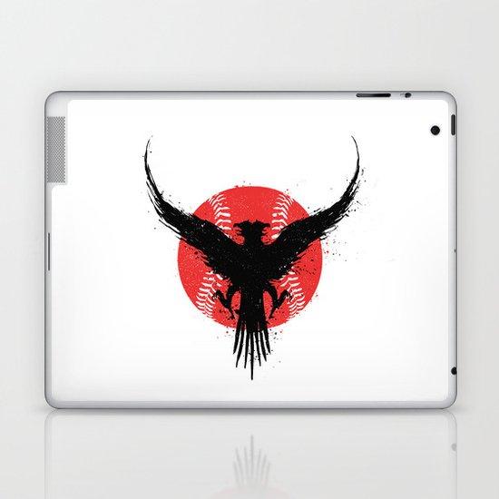 Eagle baseball Laptop & iPad Skin