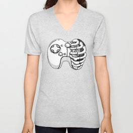 Gaming is My Soul Unisex V-Neck