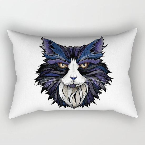Behold Rectangular Pillow