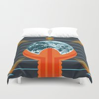 dune Duvet Covers featuring Dune by milanova