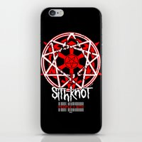 sith iPhone & iPod Skins featuring Sithknot (People=Sith) by Ant Atomic