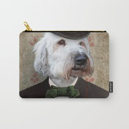 Sir Kansas - Wheaten Terrier Carry-All Pouch
