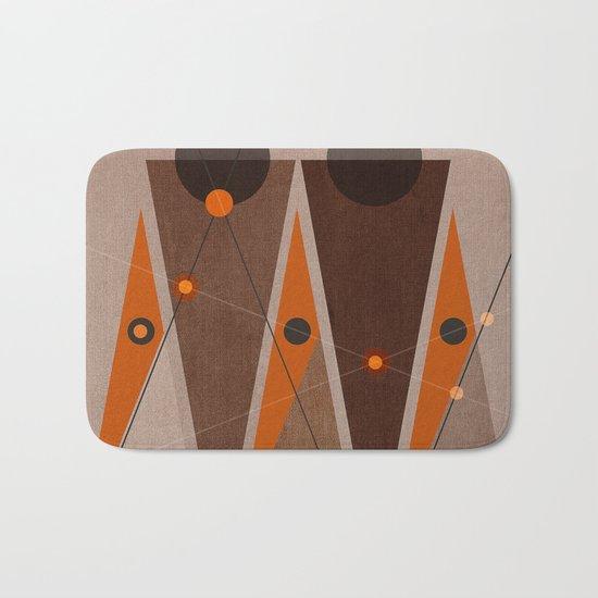Geometric/Abstract 16 Bath Mat