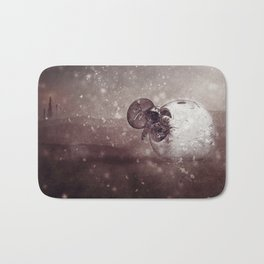 Harsh Conditions Bath Mat