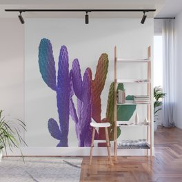 Unicorn Cactus Wall Mural