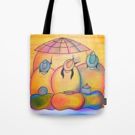 Jellybean Family Tote Bag