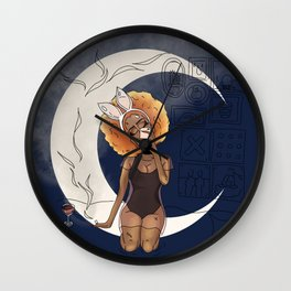 I Don't Want To Quit Wall Clock