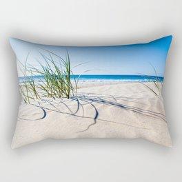 Beachy vibes Rectangular Pillow