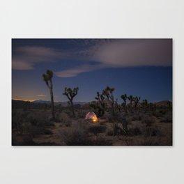 Under No Sun Canvas Print