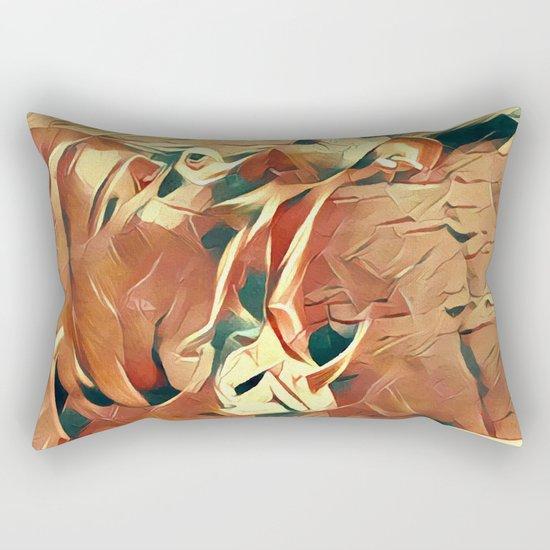 Hippo Rectangular Pillow