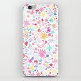 big bloom iPhone Skin