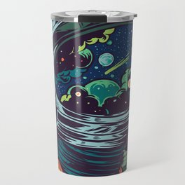 Center Of The Universe Travel Mug