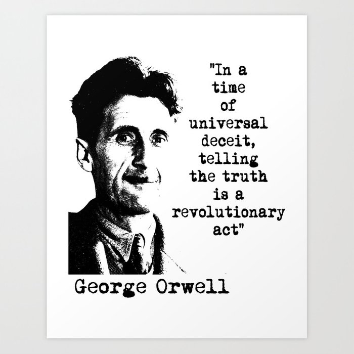 Image result for george orwell artwork