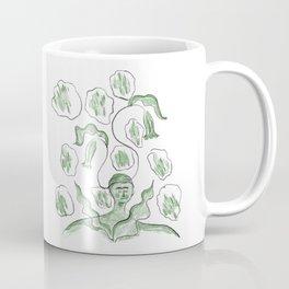 Thinker of Tender Thoughts Coffee Mug