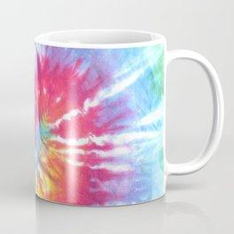 tie die funky retro design Coffee Mug