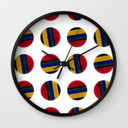 Bill yard Wall Clock