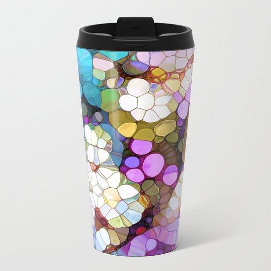 Happy Colors Metal Travel Mug