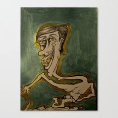 The Inside Man Canvas Print