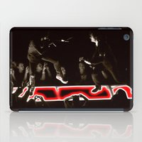 concert iPad Cases featuring Concert Battle by John Mark