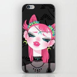 Bitch Please: Sailor Chibi Moon iPhone Skin
