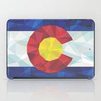 colorado iPad Cases featuring Colorado by Fimbis