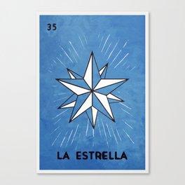 La Estrella Canvas Print