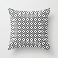 house of cards Throw Pillows featuring Cards by Daniac Design
