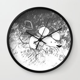 minima - deco mouse Wall Clock