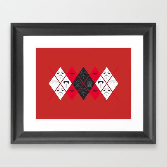 Imperial Stargyle v1 Framed Art Print