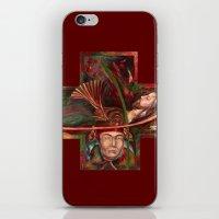 religion iPhone & iPod Skins featuring Religion (original) by Sarevski