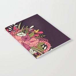 Jungle Bouquet 001 Notebook