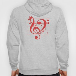 Love Music ~ Valentines Edition ~ Hoody