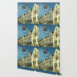 Architecture of Mechelen Wallpaper