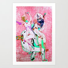citralopram Art Print