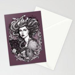 MEDUSA IMPERATRIX MUNDI Stationery Cards