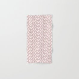pink forty two Hand & Bath Towel