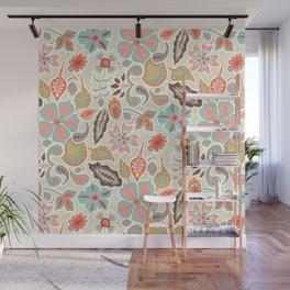 Exotic Garden Wall Mural