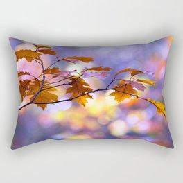 United Colours of Autumn Rectangular Pillow