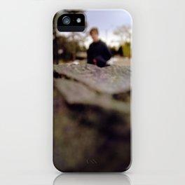 Zon iPhone Case