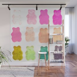 Compulsive Candy  Wall Mural