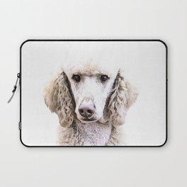 Standard Poodle Laptop Sleeve