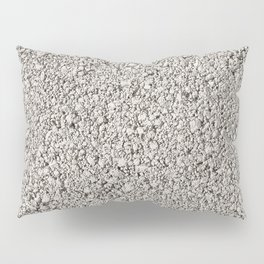 Moon Rock Concrete Block Pillow Sham