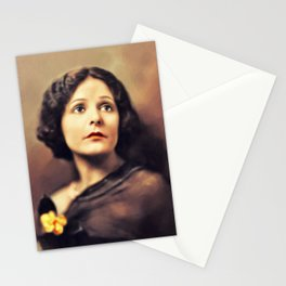 Norma Talmadge, Vintage Actress Stationery Cards
