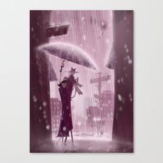 Season for Love Canvas Print
